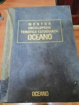 Enciclopedia Mentor Oceano