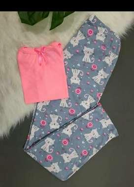 Que mejor regalo que hermosas pijamas para el mes de las madres