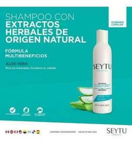 Shampoo cuidado capilar
