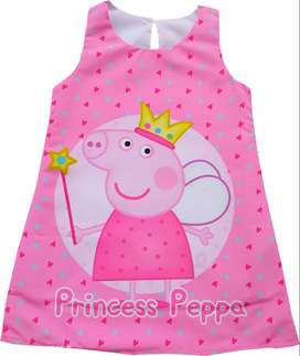 Vestidos Peppa Pig