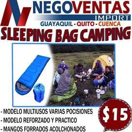 SLEEPING BAG TERMICO CAMPING