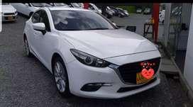 Se vende espectacular Mazda 3 Touring Mod. 2017