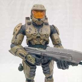 Halo Master Shief figura de colección