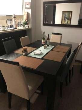 Vendo muebles de sala y comedor