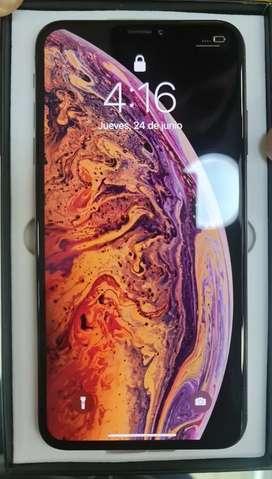 Vendo iPhone xs max 512gb