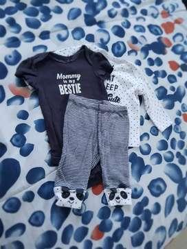 Lote Niña ropa  3/6 meses