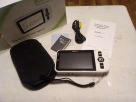 Lupa portátil digital
