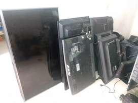Vendo televisores LED y LCD para repuestos varios modelos