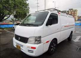 Nissan Urvan Carga