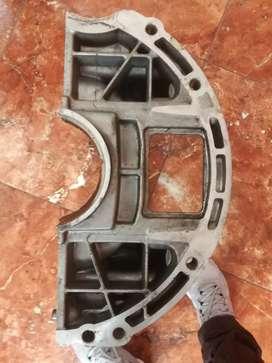 Tapa inferior del block de cilindros del Hyundai Santa Fe 2012