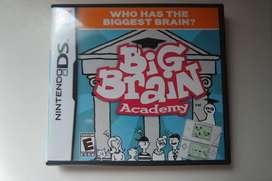 Nintendo DS Big Brain Academy: Who has the biggest brain?