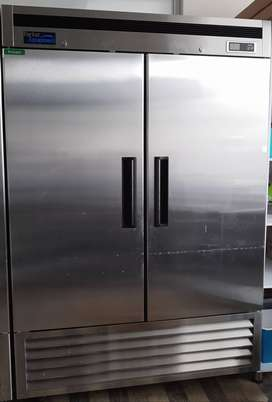 Congelador Vertical De Dos Puertas