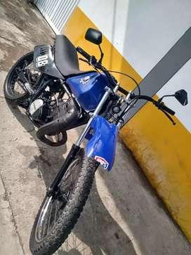 Moto ts 125
