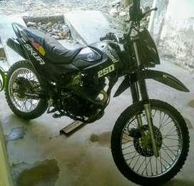 Moto Motomel 250 cc año 2014