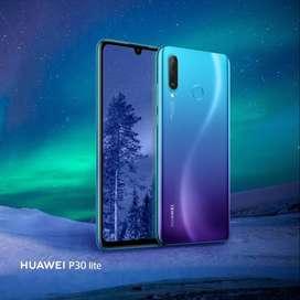 Huawei P30 Lite -- 4GB de RAM -- 128GB de Almacenamiento -- Un año de garantía -- Entrega inmediata
