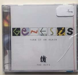 Genesis Turn It On Cd nuevo