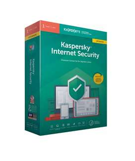 Licencia Kaspersky Internet Security 2019 3 Pc 100% Original