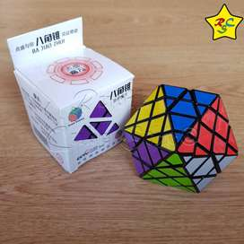 Cubo Octa Corner 8 Rubik 4x4 Diansheng Modificacion