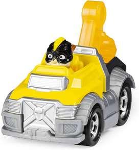Paw Patrol Mini Vehículos - Patrulla Canina - Rubble