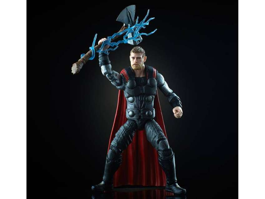 Figura Thor / Avengers Infinite War / Marvel legends 0