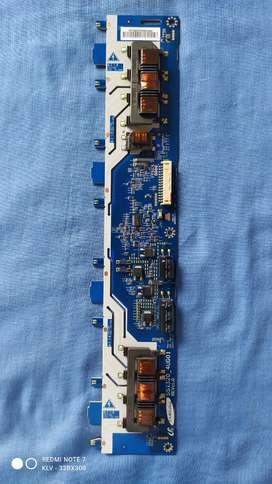 Vendo Tarjeta Inversora Inverter Tv Sony KLV -32BX300