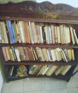 Vendo Biblioteca con Sus Libros