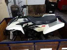 Cuatri Zanella FX 250 Xenon