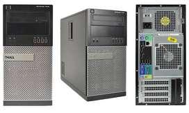 Torre – Intel i5 3ra Generación 8gb RAM  Dell original Gamer