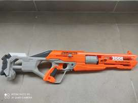 Nerf Accustrike series de cinco disparos