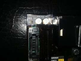 MODULOS COMPONET PARA PLC OMRON CRT1-ROS16 Y CRT1-ID 16. NUEVOS