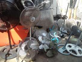parrillas de ventiladores