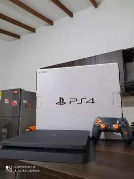 PS4 Slim 500GB (((PRECIO FIJO)))