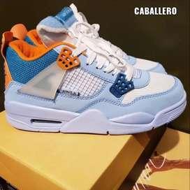 Tenis Nike Air Jordan Retro 4 caballero