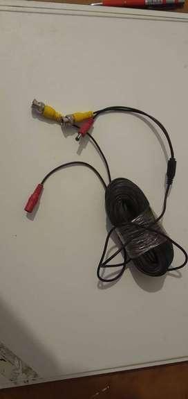 cable de 50 mts  camara de seguridad