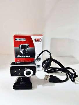 Webcam, Camara web WCG-010 con microfono incorporado