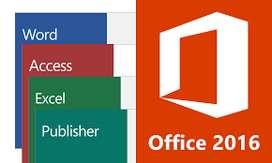 Se Vende Paquete Office Professional Plus 2016 80% De DESCUENTO !!!