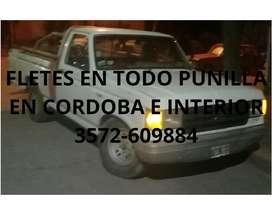 Fletes en Córdoba Capital E Interior