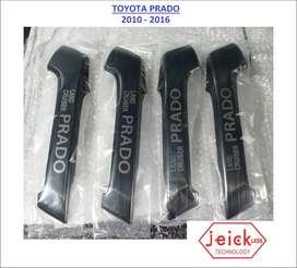 Cubierta de Manija de Puerta interior Toyota prado 2010-2019 Acero inoxidable
