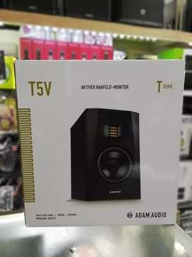 Monitores de estudio t5v adam Audio
