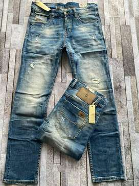 Jeans Diesel y Dsquared