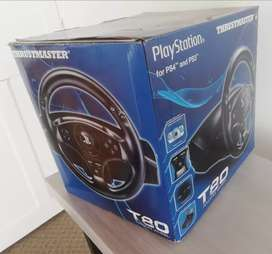 Timon thrustmaster t80 PS4 usado