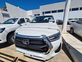 TOYOTA HILUX SRV 4X4 2.8 204HP AT 2021 0KM