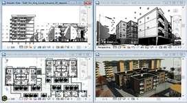 Planos Para Casas,viviendas,departamentos, ampliaciones,3D