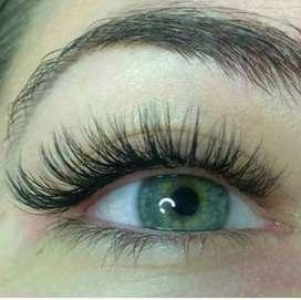 promoción de cejas microblading y pestañas pelo a pelo