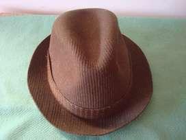 Sombrero Ingles Marca Dunn Co Usado
