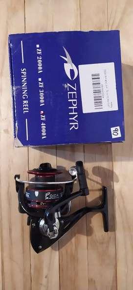 Carretel de pesca Zephyr Quinde 4000
