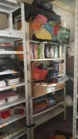Se vende artículos de Bazar y Papelería