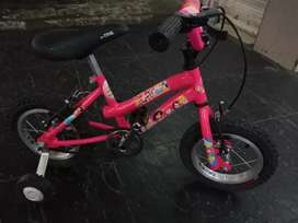 Bicicleta #12 Niña Nueva