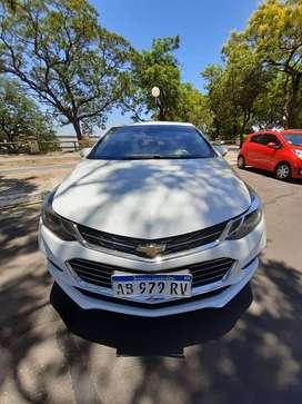 Vendo Chevrolet Cruze LTZ Plus 2017 4 puertas