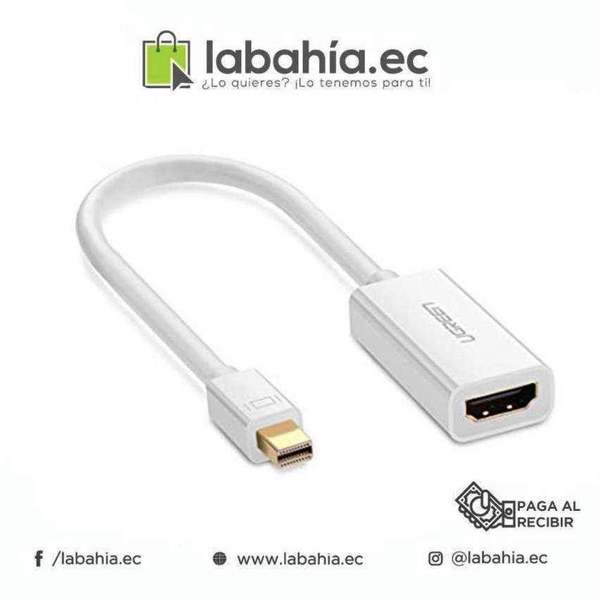 Cable Mini Display Port Thunderbolt A Hdmi Macho 0